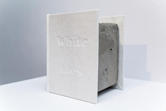 , 'White Lies,' 2016, Casa Nova Arte e Cultura Contemporanea