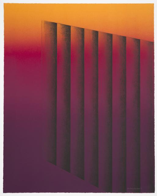 , 'Upside #3,' 2016, Manneken Press