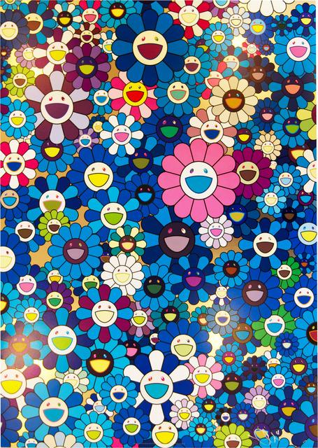 Takashi Murakami, 'An Homage IKB, 1957 B', 2012, Vernissage Art Advisory