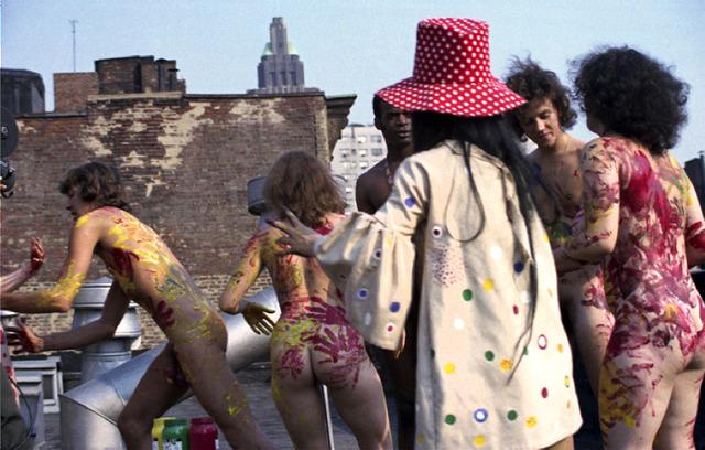 , 'Yayoi Kusama - New York Rooftop Performance 1 (set 2),' 1970, Ethan Cohen New York