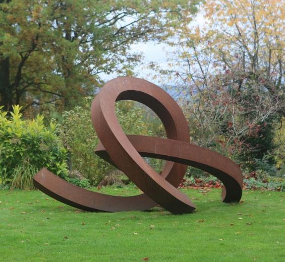 , 'Simple Knot,' , ten|Contemporary