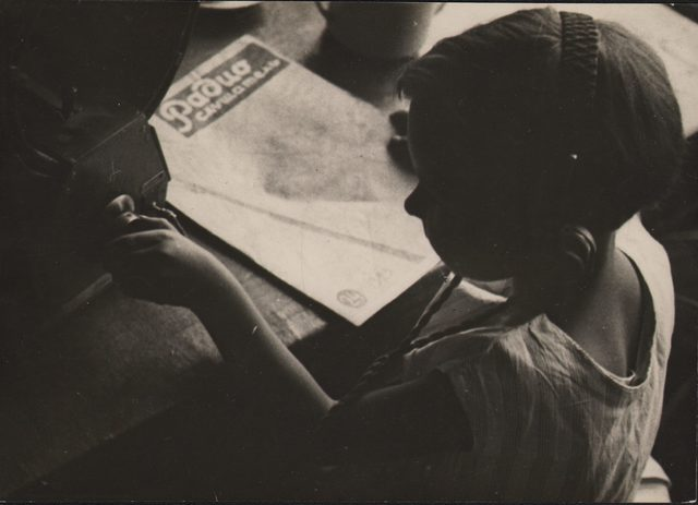 , 'Radio Listener,' 1929, Atlas Gallery