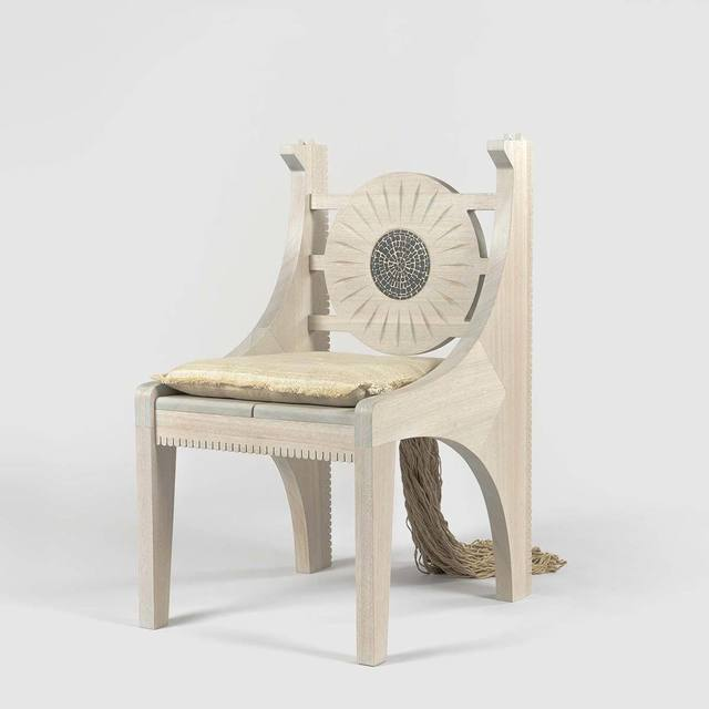 , 'Xanthus Chair,' 2019, The Future Perfect