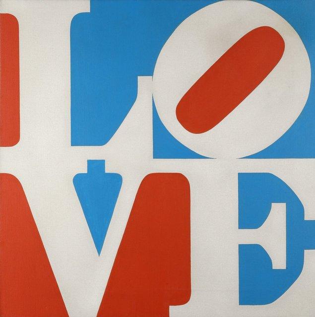 , 'LOVE,' 1972, Lorenzelli arte