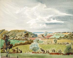 , 'Landschaft in Schleswig,' 1939, Henze & Ketterer