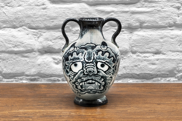 Dr. Lakra, 'Untitled', 2019, Sculpture, Enameled high temperature ceramic, kurimanzutto