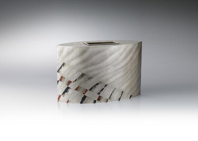 """, 'Kakuhanmon Vase """"Sazare Gumo"""" (Little Clouds) ,' 2017, Onishi Gallery"""