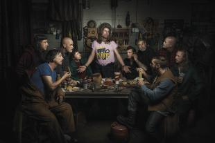 Freddy Fabris, 'The Last Supper - Renaissance Series', 2015, Photography, Fine Art Photography, Urbane Art Gallery
