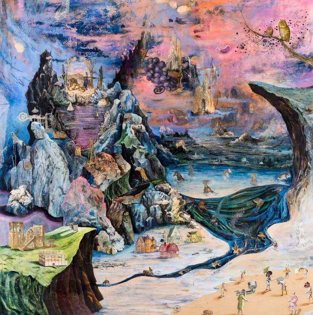 , 'Verge,' 2018, John Martin Gallery