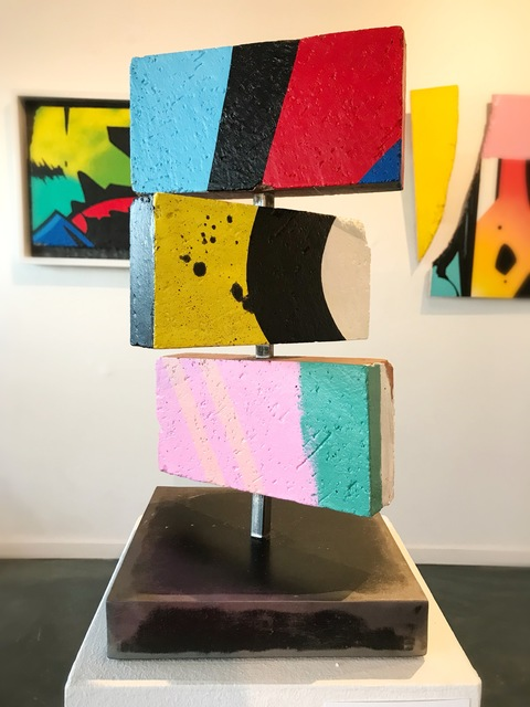 , 'Power,' 2018, {9} The Gallery