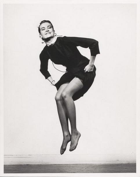, 'Grace Kelly Jump,' 1954, °CLAIR Galerie