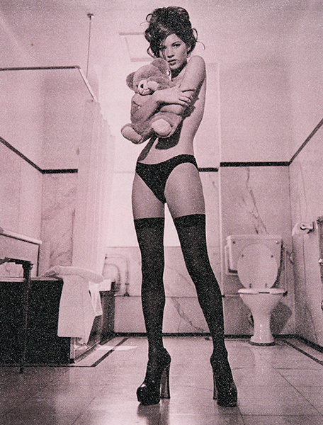 , 'Kate Moss #1,' 2015, 212GALLERY