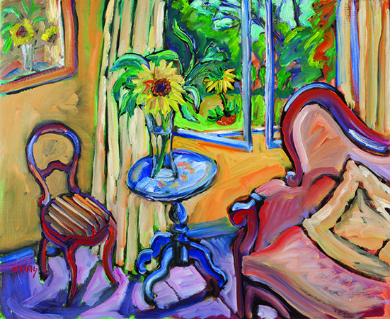 , 'Open Window,' , Pucker Gallery