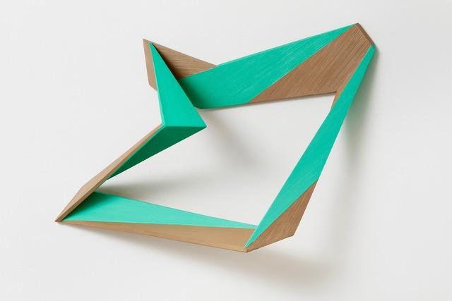 , 'Dazzle Camo,' 2019, Galerie Anhava