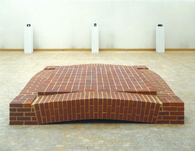 , 'Mönchengladbach,' 1986, Galleri Susanne Ottesen