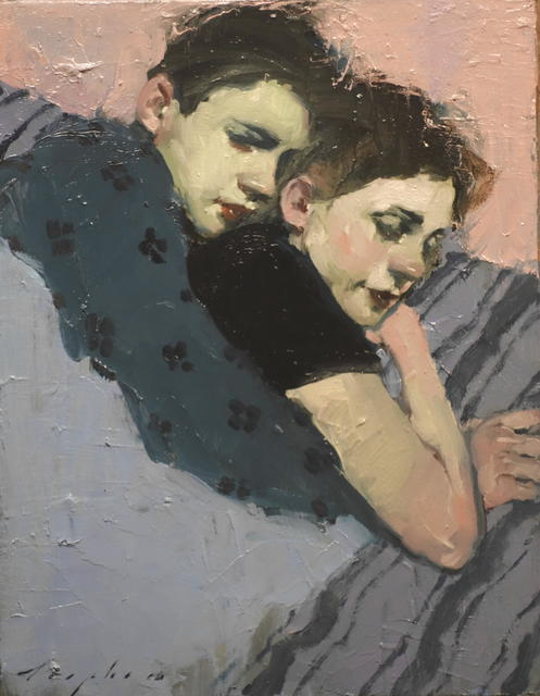, 'Close Couple,' 2015, ARCADIA CONTEMPORARY