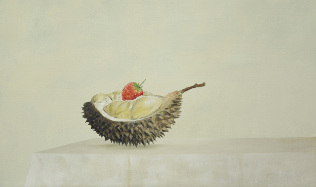 , 'Durian and Strawberry,' 2015, Galerie Huit