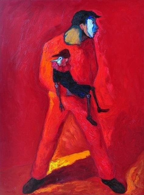 , 'Mimo con pinocho,' , Galerie Younique
