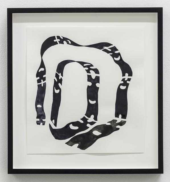 , 'viridian,' 2014, Susan Hobbs Gallery
