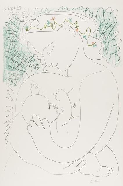 Pablo Picasso, 'Grande Maternite', 1973, Forum Auctions