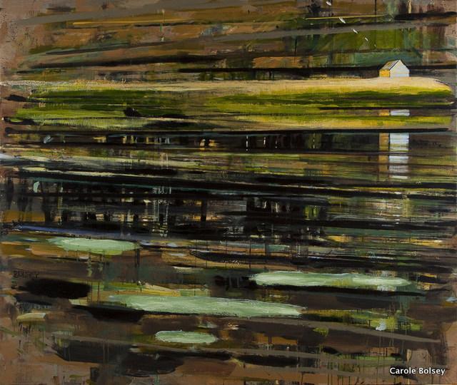 , 'Alongshore,' 2015, Cross Mackenzie Gallery