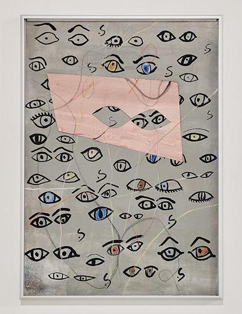 , '1921 (B.Seror l'Égypte et F.Picabia),' 2014, Anne Barrault