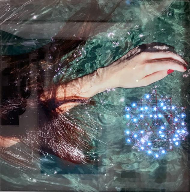 , 'Sleepless 3,' 2017, CYNTHIA-REEVES