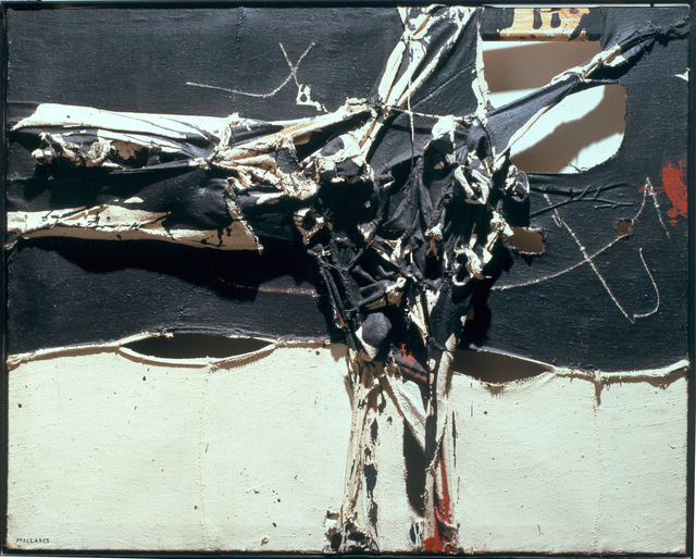 Manolo Millares, 'Cuadro 173 (Picture 173)', 1962, Museo Reina Sofía