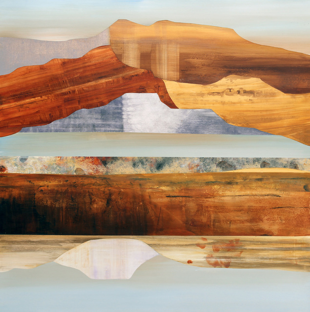 , 'Converging with the Rio Grande,' 2018, k contemporary