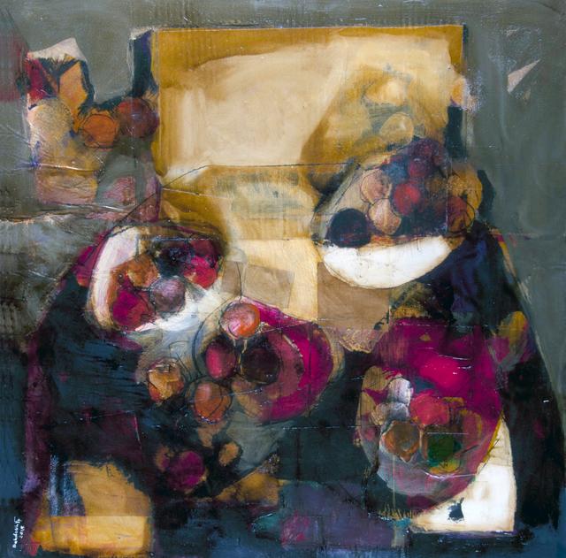, 'Still Life Abstraction No.3,' 2015, Khawam Gallery
