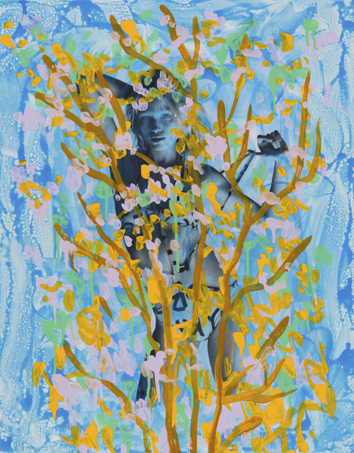 , 'Untitled (Hana Jirickova by Daniel Jackson for The Last Magazine, Issue No. 14, Spring 2015),' 2015, Danziger Gallery