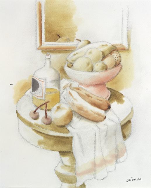 , 'Nature morte au guéridon,' 2006, Opera Gallery