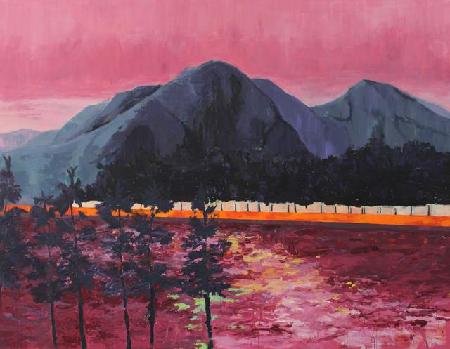 , 'Pintura 335,' 2018, Kogan Amaro