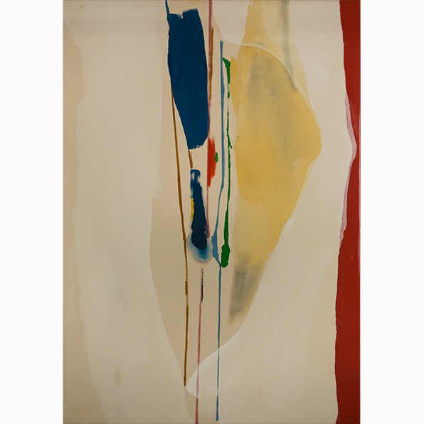 , 'Summer Harp,' 1973, Helen Frankenthaler Foundation