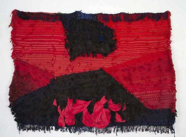 , 'Drap vermell,' 1993, Galerie Nathalie Obadia