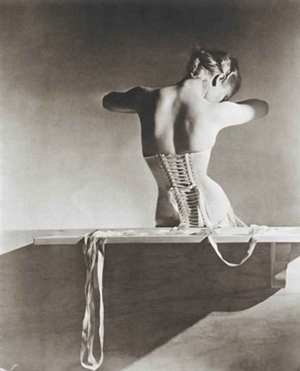, 'Corset by Detolle for Mainbocher, Paris,' 1939, Bernheimer Fine Art