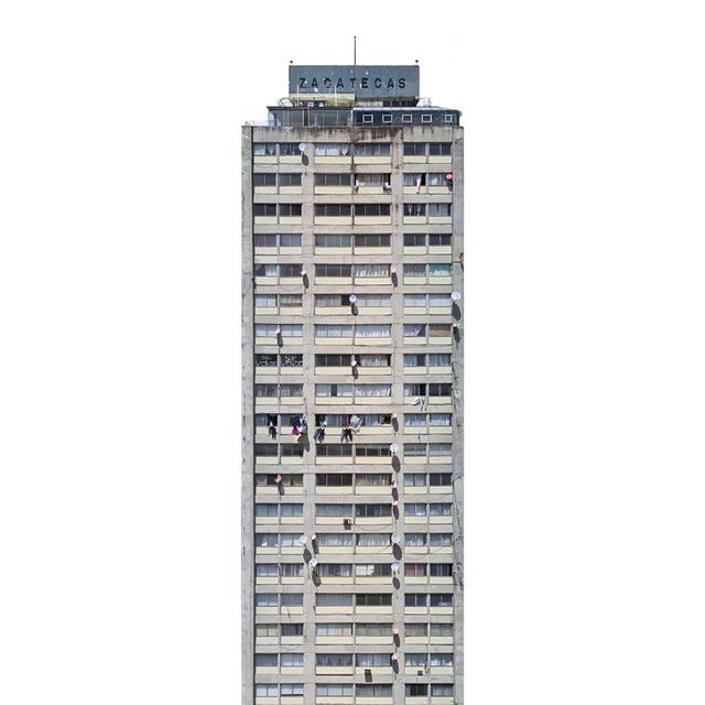 , 'Edificio Zacatecas. Ciudad de México,' 2017, Patricia Conde Galería