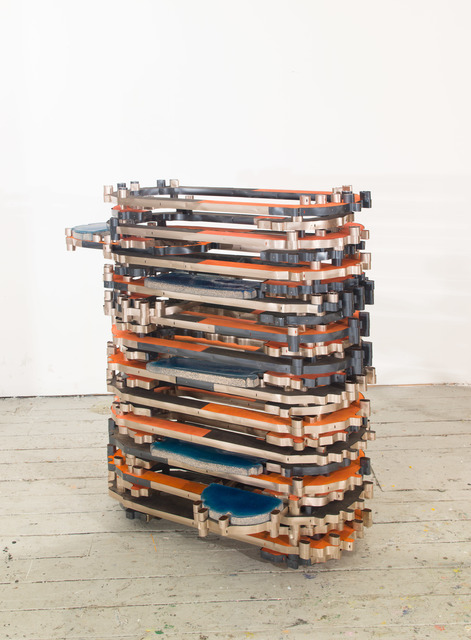 , 'Infinity Basin,' 2018, Night Gallery