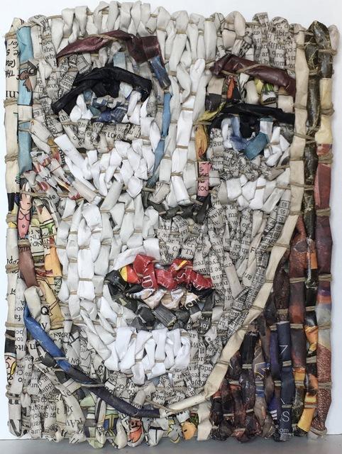 , 'Female Head/Ritratto #7,' 2018, Tansey Contemporary