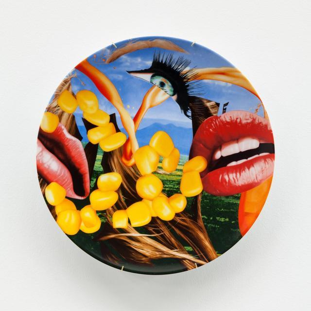 Jeff Koons, 'Lips', 2012, Almine Rech