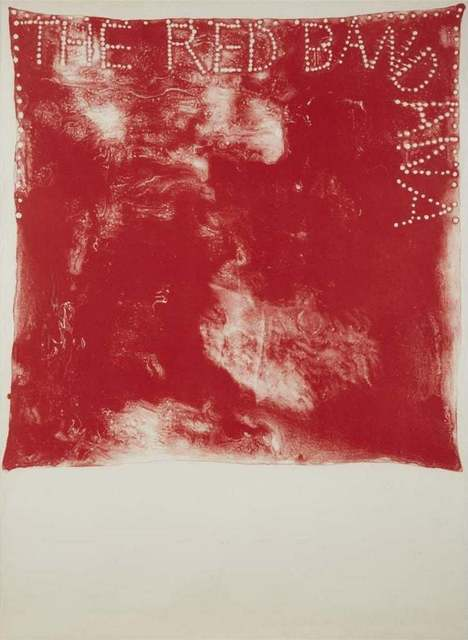 Jim Dine, 'Red Bandana', 1974, Kunzt Gallery