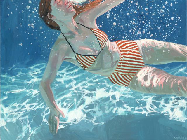 , 'Fall In,' , Sirona Fine Art