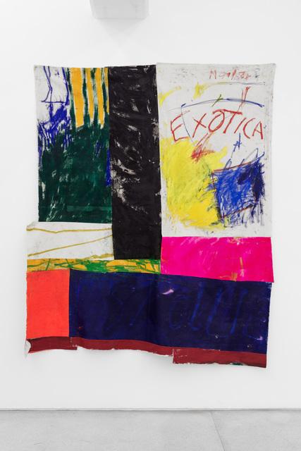 , 'Exotica and the Cape-coloured,' 2018, Gallery MOMO
