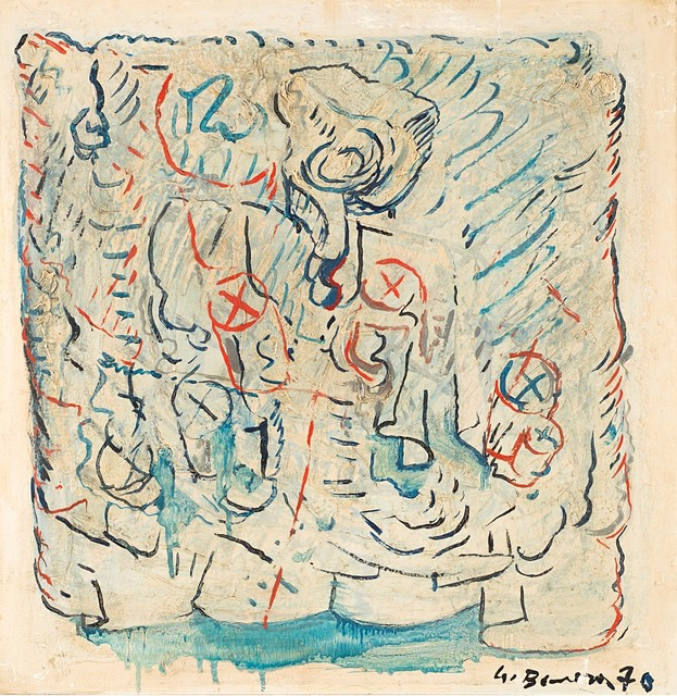 Gustavo Bonora, 'Emblema n.3', 1970, Finarte
