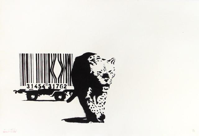 Banksy, 'Barcode', 2004, Pop Fine Art