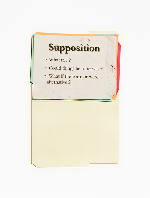 , 'Questions (Supposition),' 2011, Corvi-Mora