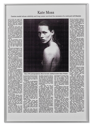 Adam McEwen, 'Untitled (Kate),' 2007, Sotheby's: Contemporary Art Day Auction