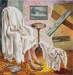 Dana Schutz, 'Worship Channel (I'm Into Jesus),' 2007, Phillips: 20th Century and Contemporary Art Day Sale (February 2017)
