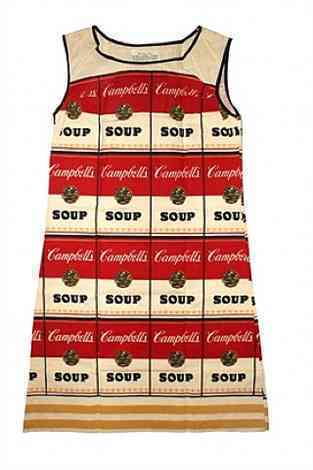 Andy Warhol, 'Souper Dress', 1965, MSP Modern Gallery Auction