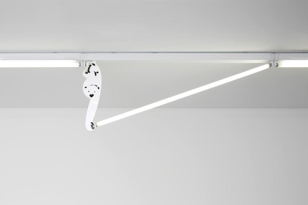 Fluorescent Fittings [Polar Bear/White]